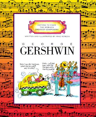 George Gershwin By Venezia, Mike (CON)